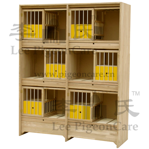 鸽子巢箱的制作方法图