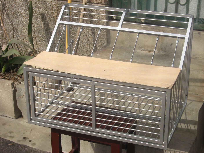 1米賽鴿跳籠設計圖片展示