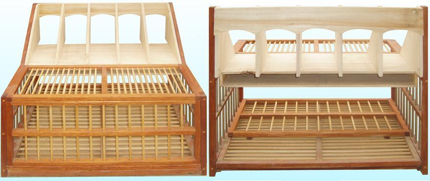 鸽子跳笼简单设计图展示