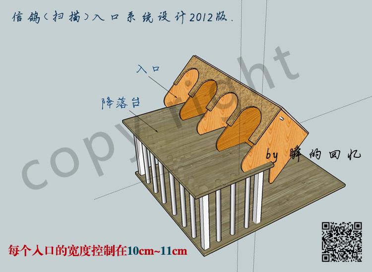 鸽子能从10cm宽的跳笼入口跳出去怎么处理图片